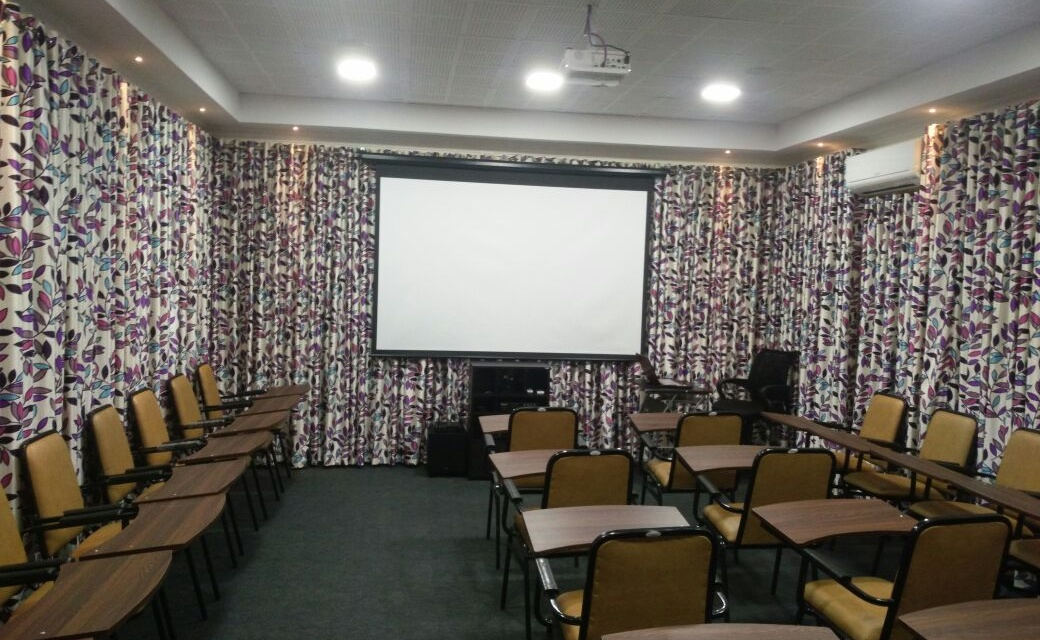 Inauguration of Conference hall