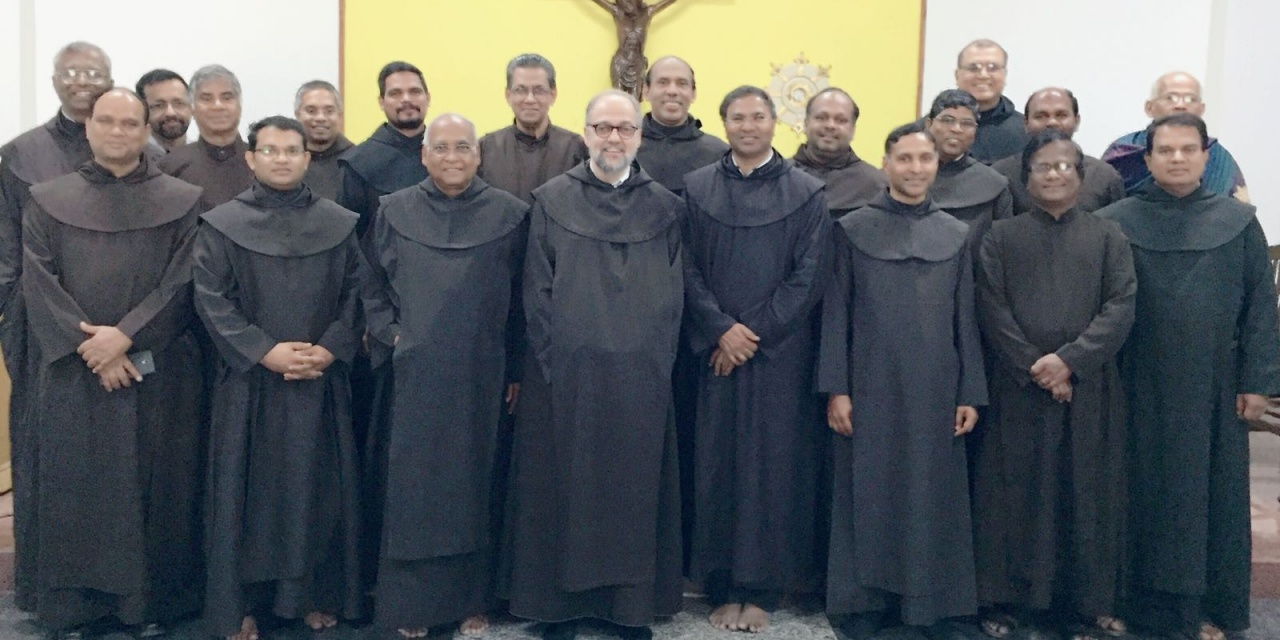 Participation of Fr. Provincial in the IPCI meeting