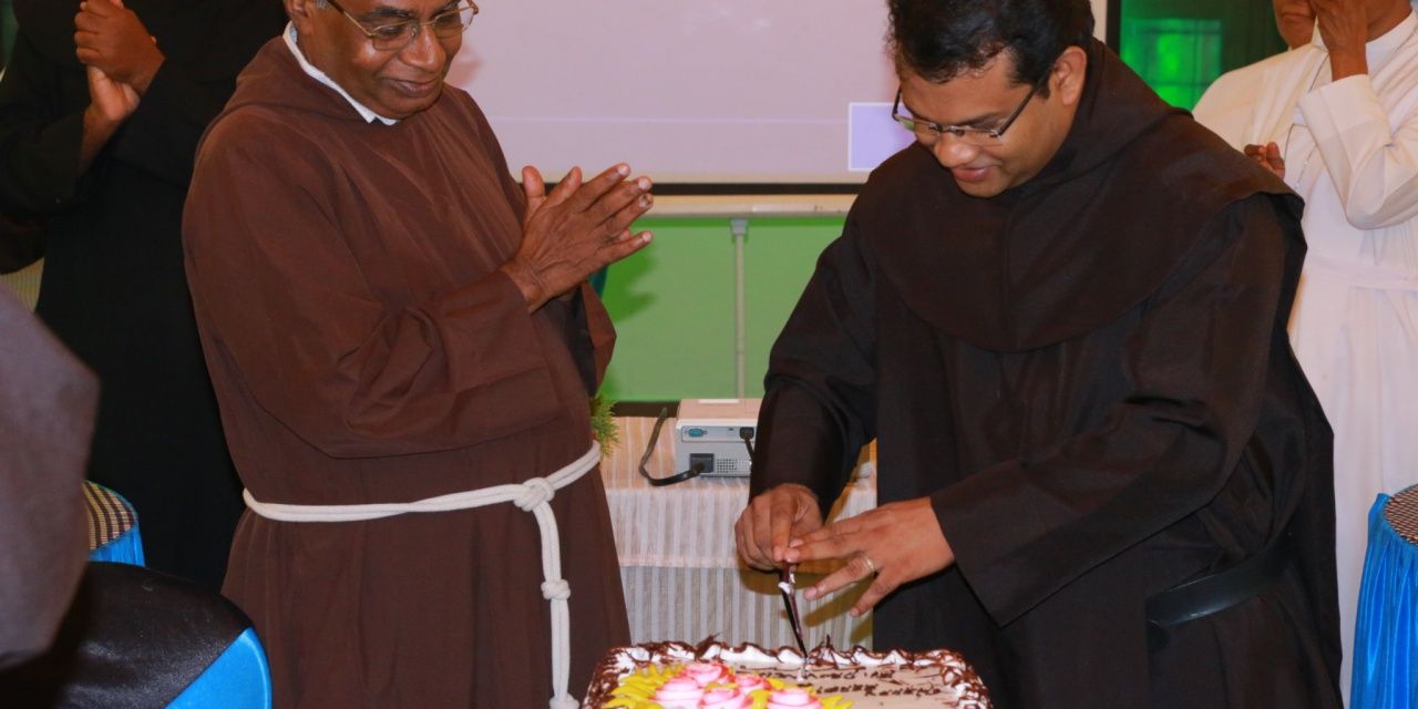 Feast of Fr. Provincial