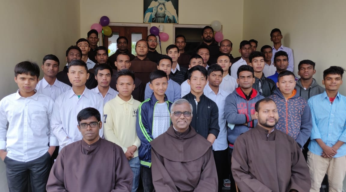 Students' get together in the Regional Vicariate 2018