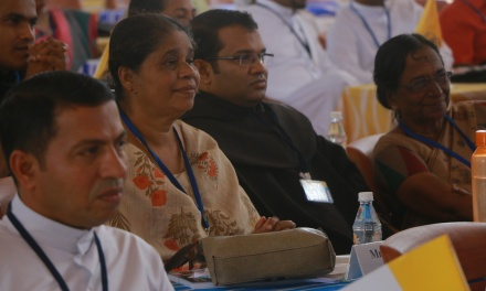 Participation of Fr. Provincial in the 34th KRLCC Gerneral assembly