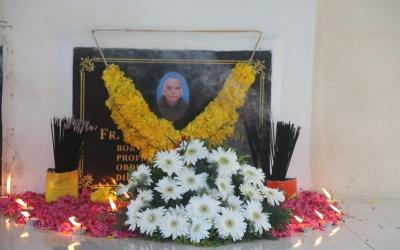 First death anniversary of Rev. Fr. Romeus OCD