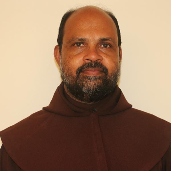Rev. Dr. Benjamin Elias OCD