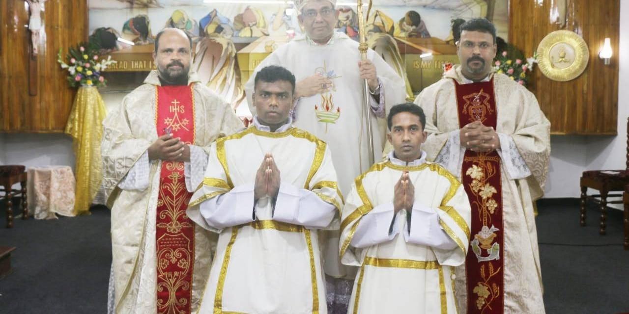 Diaconate Ordination 2020