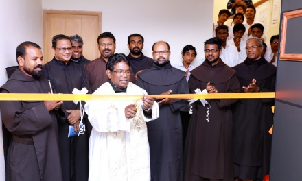 Inauguration of the Provincial secretariat, South Kerala province (OCD).