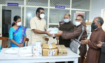 Corona defends package to Ambalapuzha South panchayath