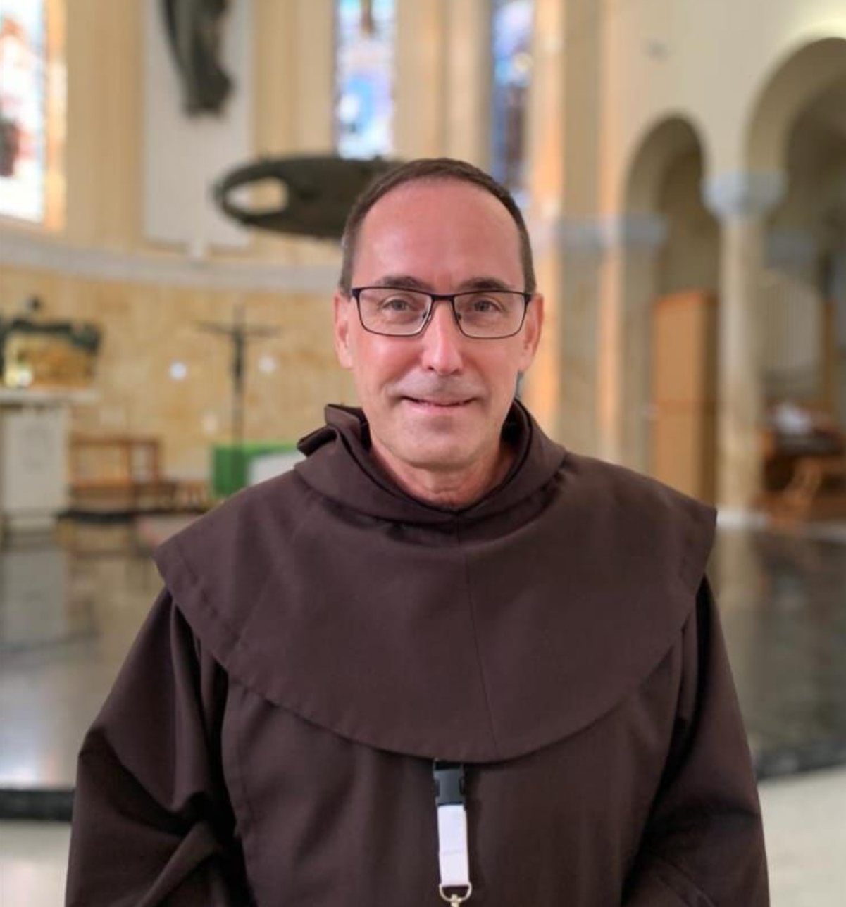 Very Rev. Fr. Miguel Marquez Calle OCD (Spain)