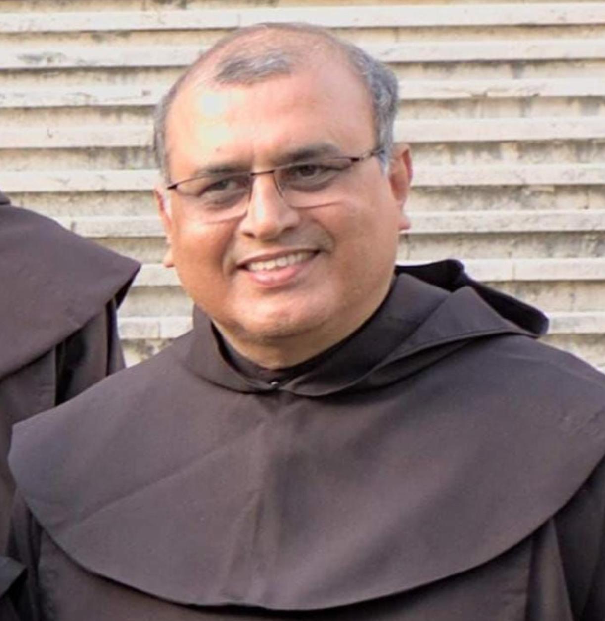 Very. Rev. Fr. Pius James D'Souza (Prov. Karnataka-Goa)