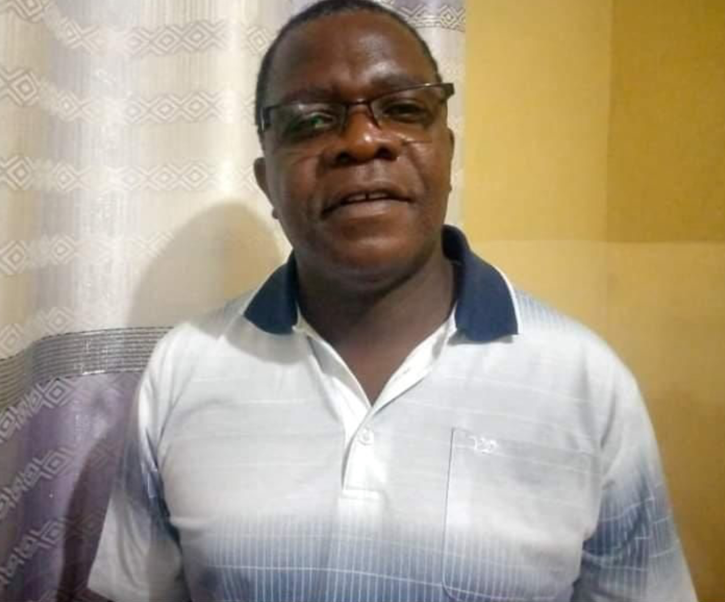 Very. Rev. Fr. Philbert Namphande (Malawi, Delegation of the Province of Navarre)