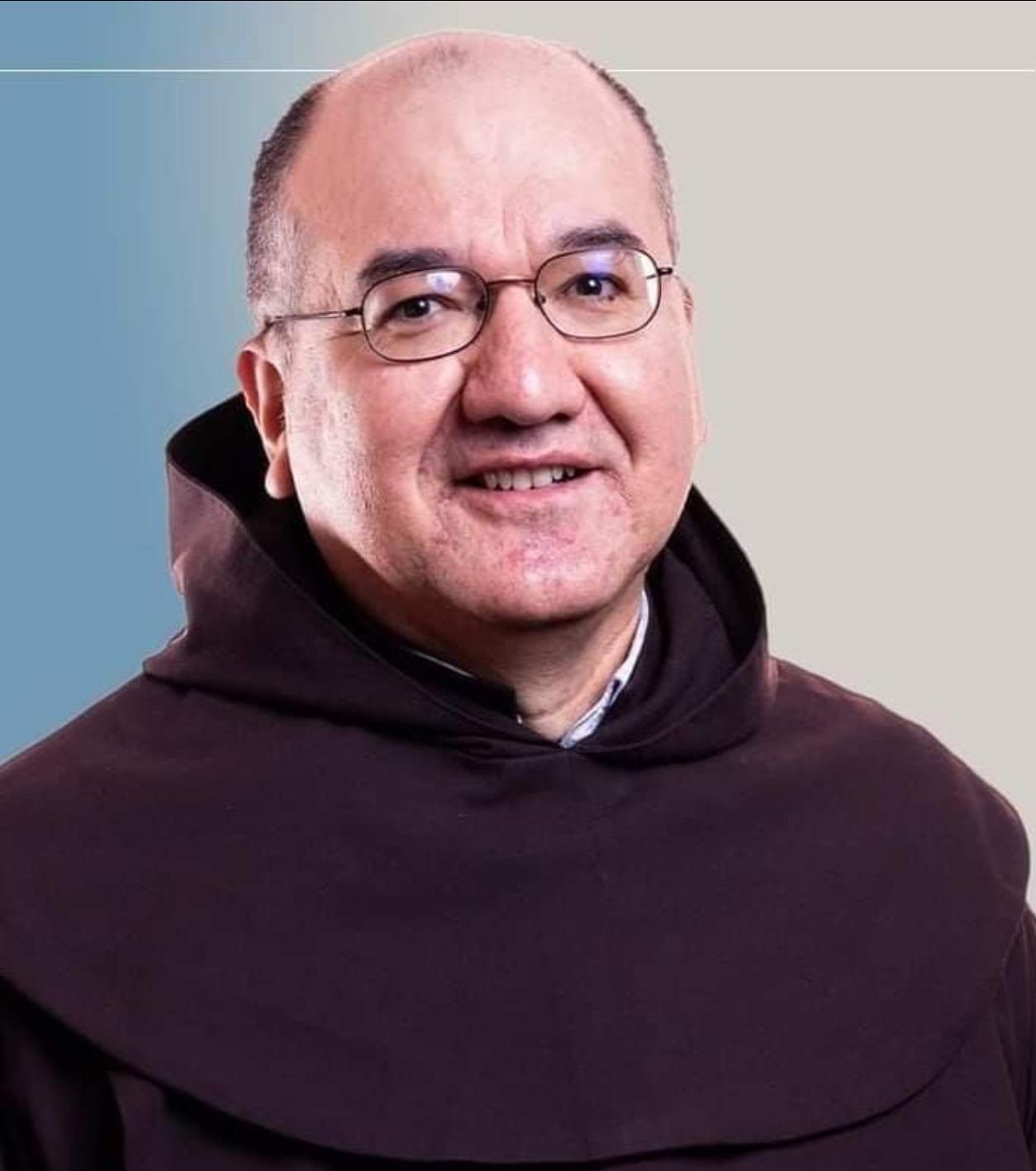 Very. Rev. Fr. Martin Martinez Larissa (Prov. Mexique)