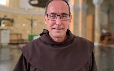 Prayerful wishes to the new Superior General Rev. Fr. Miguel Márquez Calle